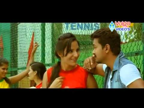 Antarctica   Thuppakki Hd video