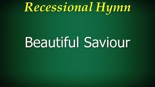 Beautiful Savior   04Nov18