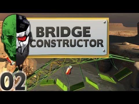 Bridge Constructor — Under The Bridge — E02   Docm77