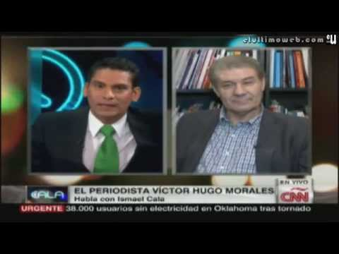 Víctor Hugo Morales vs CNN