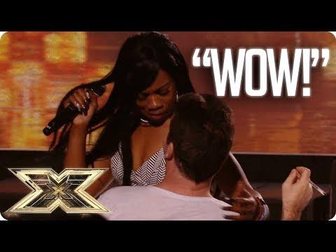 I want it REALLY NASTY  The X Factor UK