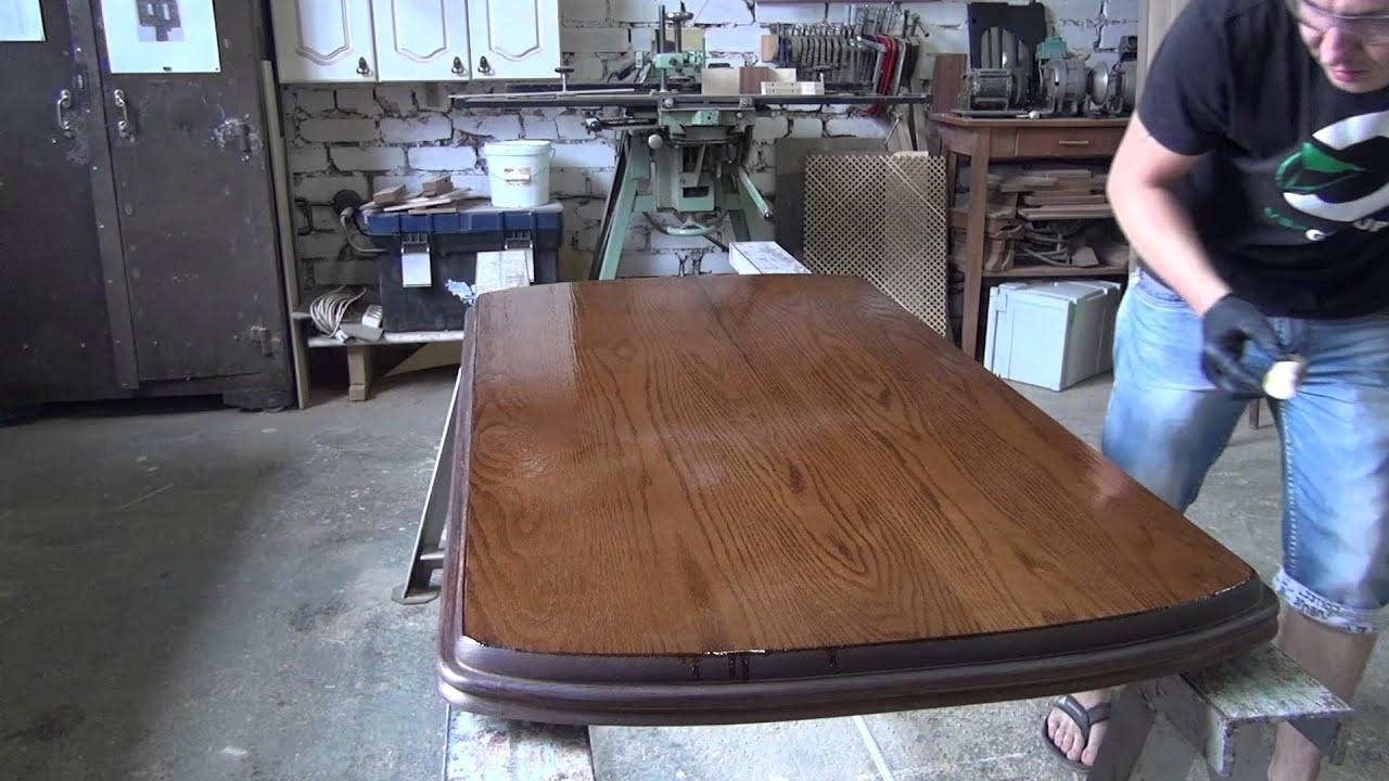 Столешница из дерева своими руками. Изготовление деревянной 34