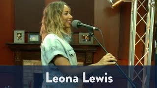 "Leona Lewis shares the background story on ""Bleeding Love"" Part 1/7"