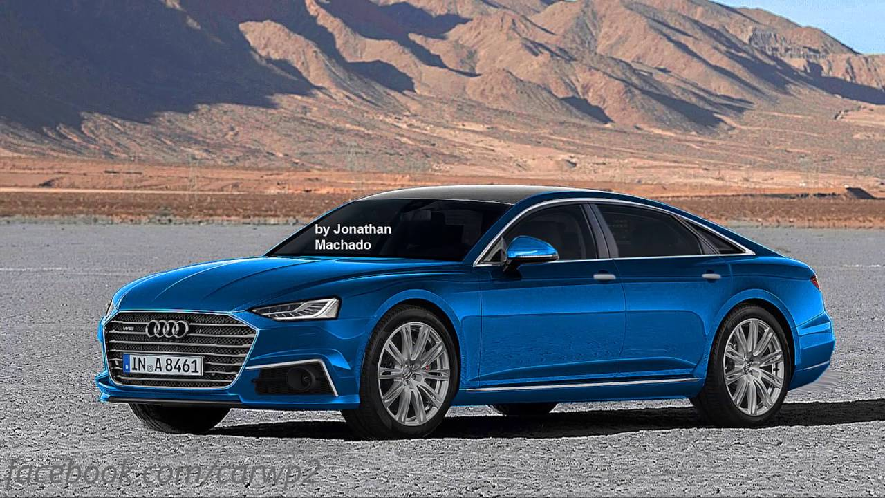 2018 audi a8 blue 200 interior and exterior images. Black Bedroom Furniture Sets. Home Design Ideas
