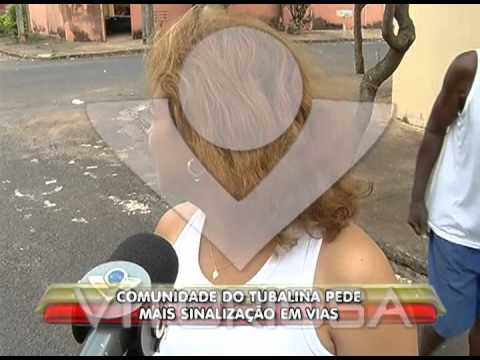 Comunidade do bairro Tubalina pede melhor sinalização em vias
