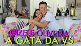GIZELE OLIVEIRA, A GATA DA VITORIA'S SECRET | #HottelMazzafera