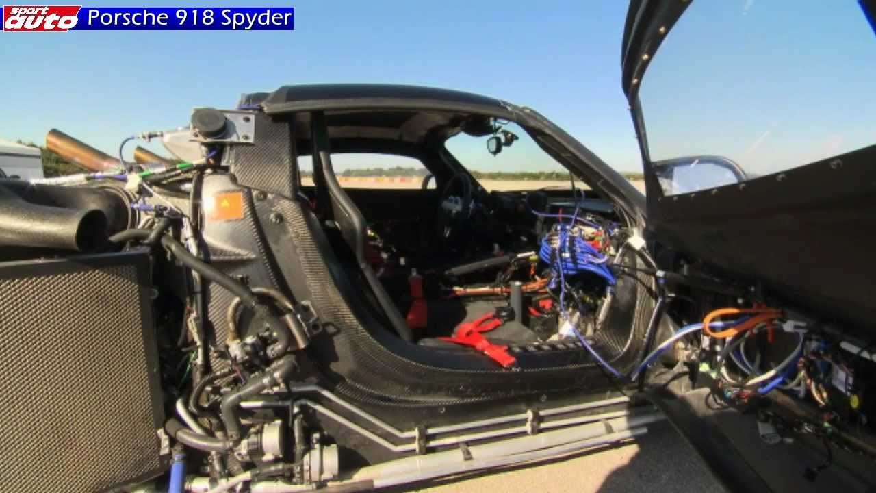 porsche 918 spyder first rollout nardo sound new 2014 hybrid prototyp sport auto youtube. Black Bedroom Furniture Sets. Home Design Ideas