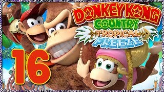 🍌 Donkey Kong Country: Tropical Freeze #16 [1080p60 Let's Play]