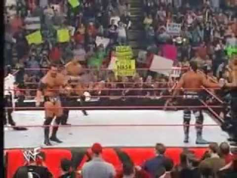 The Rock Stone Cold Steve Austin Vs NWO