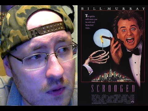 Scrooged (1988) Movie Review - One Of The Best Christmas Films Ever