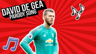 🎵OOPS I DID IT AGAIN🎵- Funny David de Gea Britney Spears parody song [Jim Daly]
