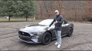 5 reasons why the 2018 Ford Mustang is BETTER than the \
