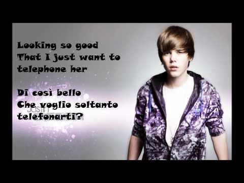 Justin Bieber Latin Girl Testo+traduzione video
