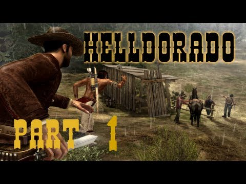 Let's Play Helldorado (Desperados 3) Part 1 (German) klip izle