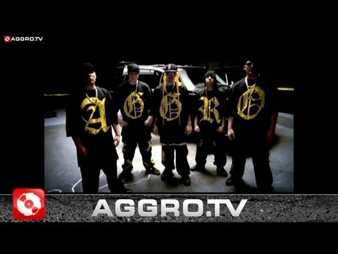 FLER FEAT. G-HOT - AGGRO / NACH EIGENEN REGELN (OFFICIAL HD VERSION)