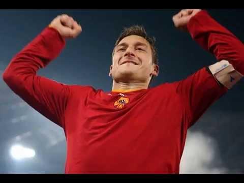 He is a legend , Totti