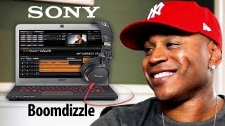 SGNL Hangs with LL Cool J, Rick Baker and Gets the Scoop on the New Sony Google TV Set Top Box