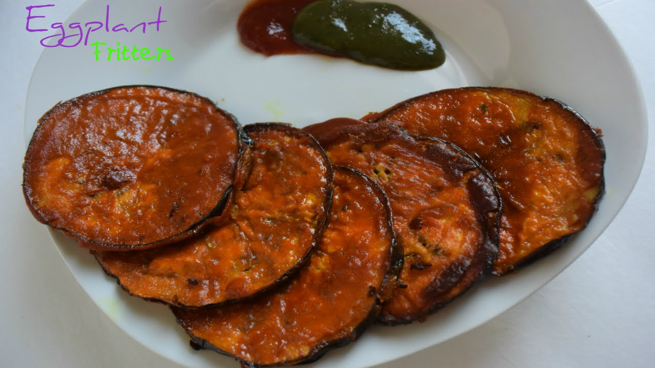 How to Make Eggplant Fritters recommend