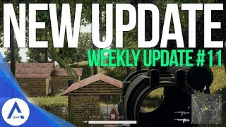 PUBG Xbox: Weekly Update #11 Patch Notes - Inventory Changes, Player Counter, Bug Fixes & More!