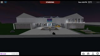 MY NEW MANSION *****IN PROGRESS**** (Roblox Bloxburg)