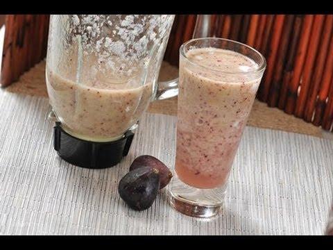 Bebida energética - Recetas de jugo