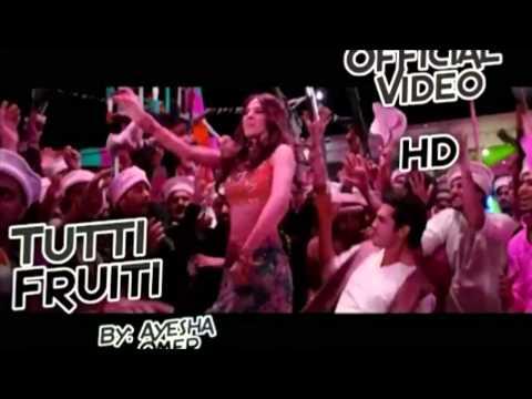 Turtti Frutti Full Video Song | Ayesha Umer | Karachi Se Lahore