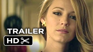 Video clip The Age of Adaline Official Trailer #1 (2015) - Blake Lively, Harrison Ford Movie HD
