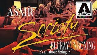 ASMR Society Bluray Unboxing