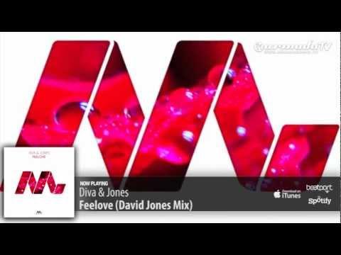 Diva & Jones – Feelove (David Jones Mix)