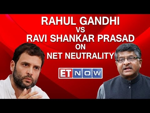 Net Neutrality | Rahul Gandhi Vs Ravi Shankar Prasad | Must Watch