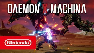 DAEMON X MACHINA - E3 2019 Trailer (Nintendo Switch)
