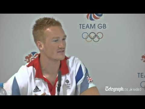 Greg Rutherford: 'It's been a tough path' to Olympic gold medal