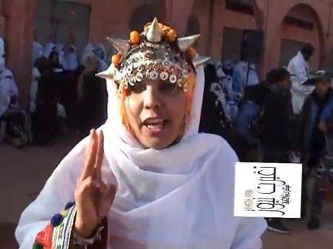 هذا ما قالته خديجة بلا مقدمة ومنشطة ملتقى بوطروش الثقافي للشعر الأمازيغي عن إمجاط