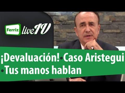 Ferriz LIVE TV- 12 de Marzo, 2015-Programa 44