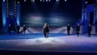 Ирландские танцы. Riverdance with Michael Flatley (отрывок)