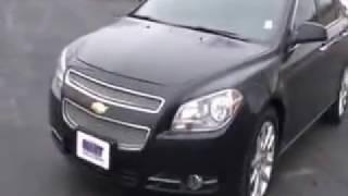 Used 2010 Chevrolet Malibu LTZ for sale at Honda Cars of Bellevue...an Omaha Honda Dealer!
