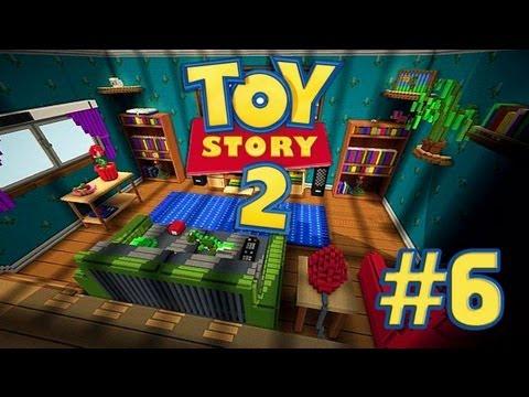 Toy Story: MINECRAFT Mapa de Aventuras Con Mi Hermana Episodio 6 FIN