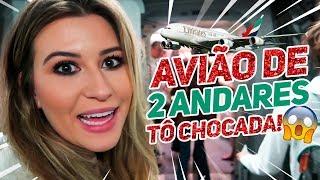 Chegamos em DUBAI! - Vlog Dubai 1