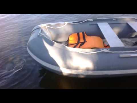 лодка юкона 300 gt видео