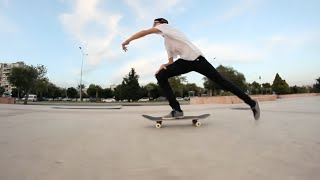 The Roof Skateboards - Flow Team