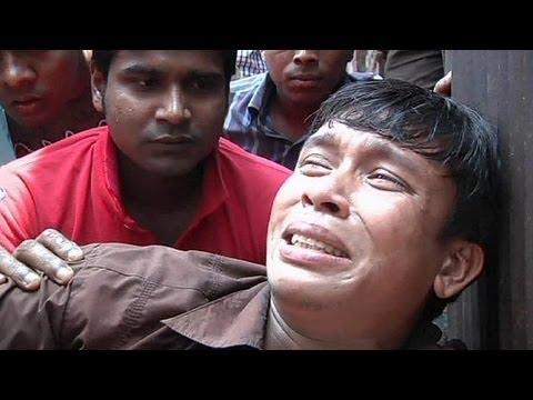 image vid�o انهيار مبنى في بنغلاديش يودي يحياة مئة شخص