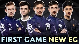 EG FIRST MATCH — Abed and Ramzes show why they are worthy
