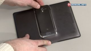 ASUS Padfone 2 review - Hardware.Info TV (Dutch)