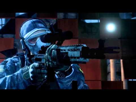 Геймплей игры Call of Duty: Ghosts - Free Fall для Xbox One
