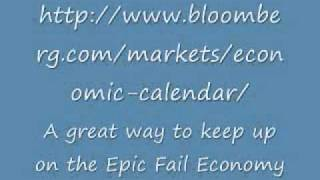 Bloomberg Economic Calendar
