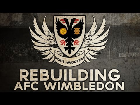 Rebuilding AFC Wimbledon - Season Post-Mortem | Football Manager 2016