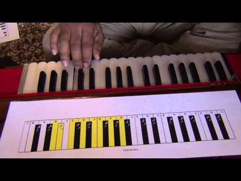 102 Harmonium Lessons For Beginners video