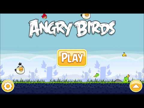 Misc Computer Games - Angry Birds Theme
