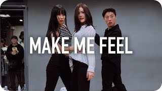 Make Me Feel Janelle Monáe Ara Cho Choreography