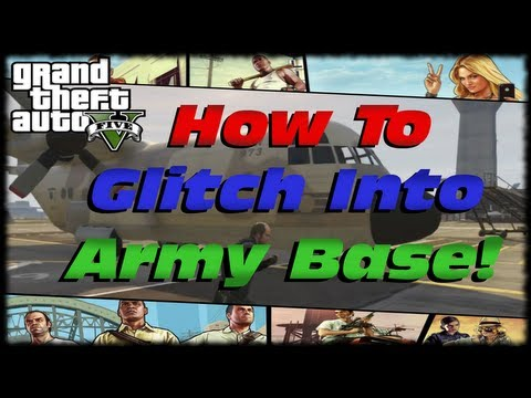 GTA 5 How To Glitc